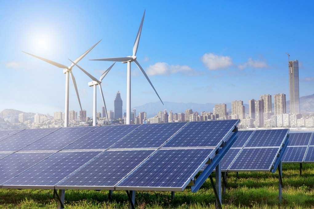Infographic: 14 Alternative Energy Sources | Earth 911